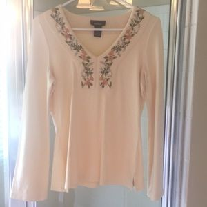Express long sleeve tunic style shirt. Super cute!